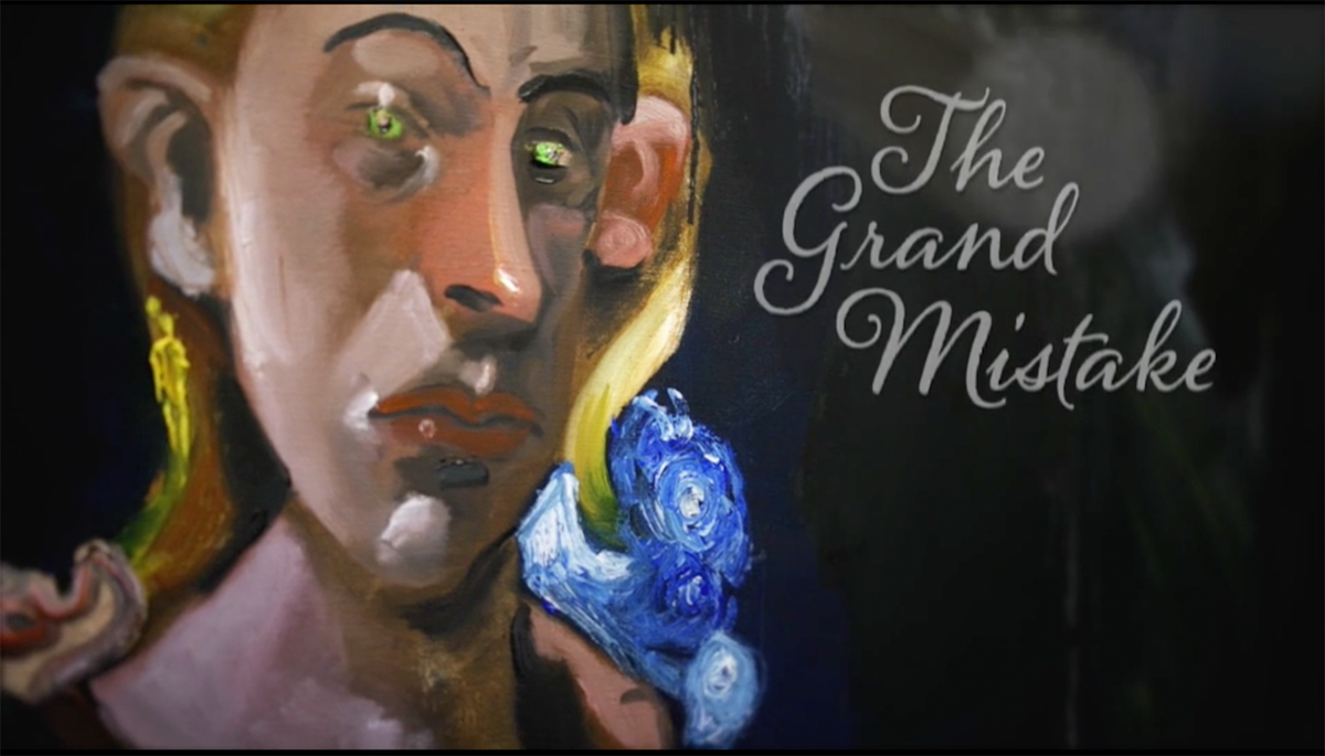 The Grand Mistake: A Portrait of McLean Edwards, 2017