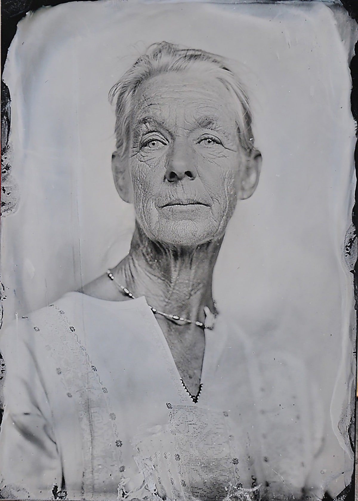 Portrait 2 Wet Plate Collodion Bill Moseley